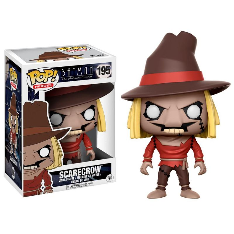 Scarecrow (Animated Series)