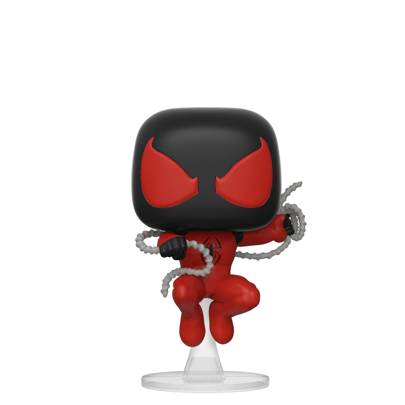 Scarlet Spider (Kaine Parker)