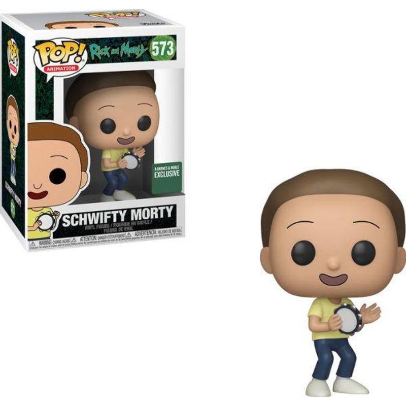 Schwifty Morty