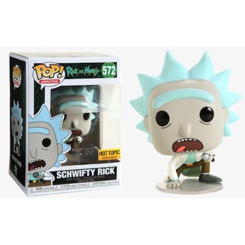 Schwifty Rick
