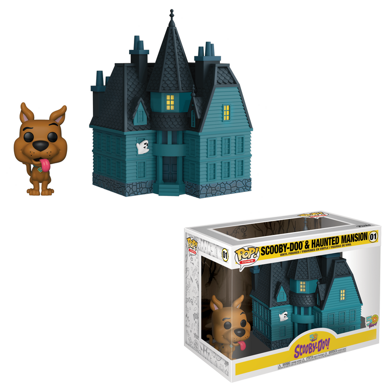 Scooby-Doo and Haunted Mansion
