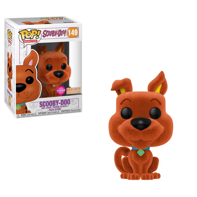 Scooby-Doo (Flocked) (Doo Good)