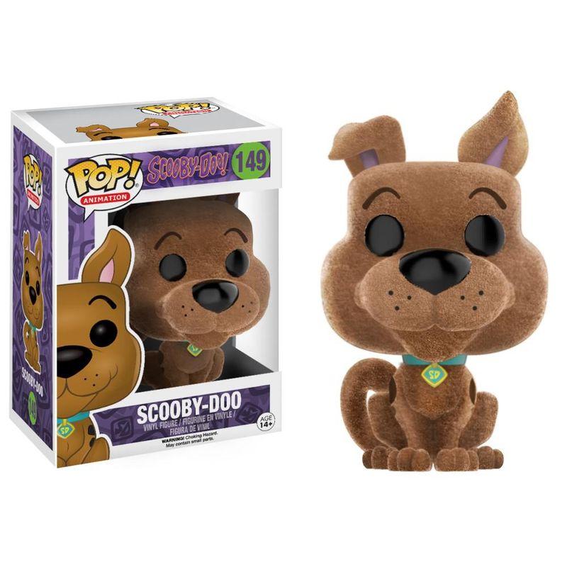 Scooby-Doo (Flocked)