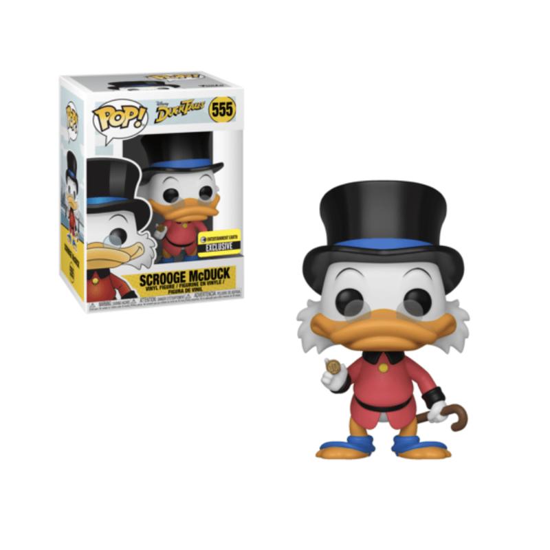 Scrooge McDuck (Red Coat)