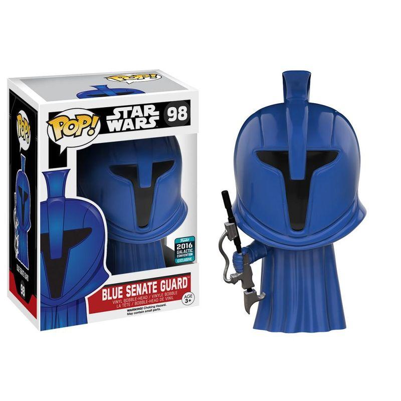 Blue Senate Guard [Galactic Convention]