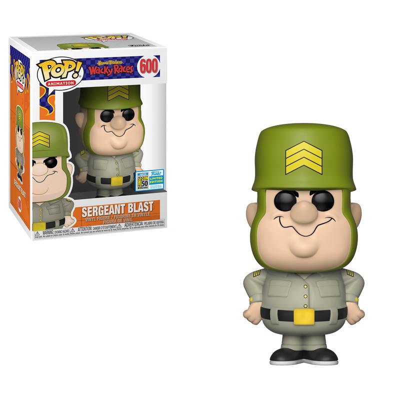 Sergeant Blast [SDCC]