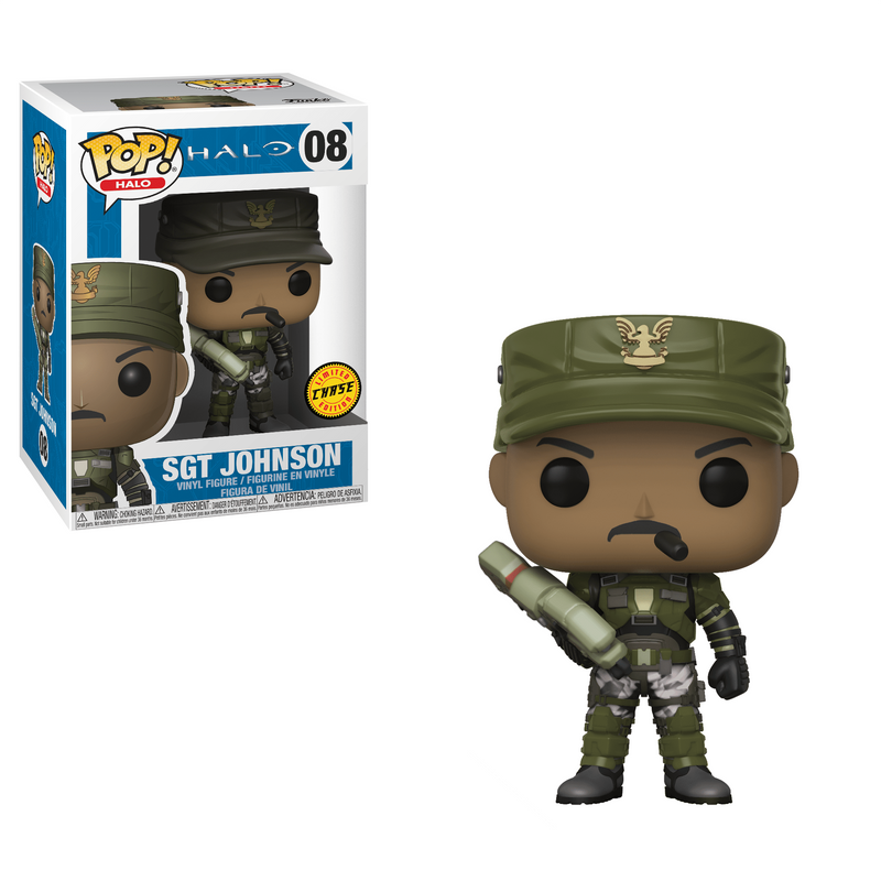 Sgt Johnson (Cigar)