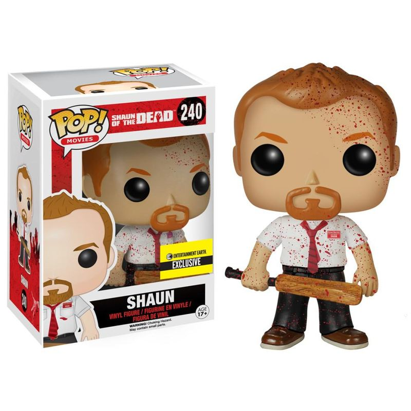 Shaun (Shaun of the Dead) (Bloody)