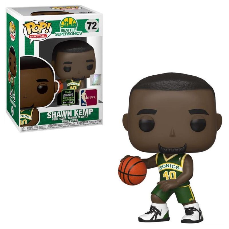 Shawn Kemp [Spring Convention]