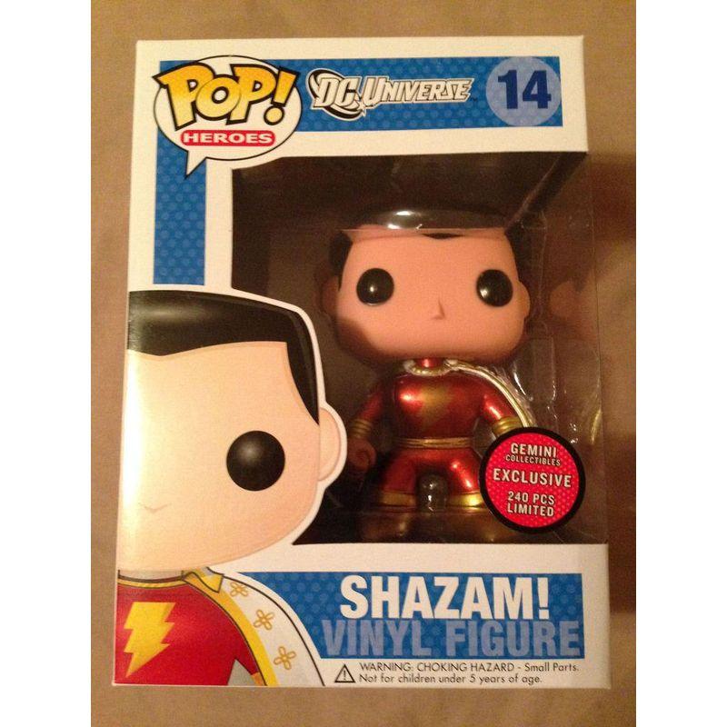 Shazam (Metallic)