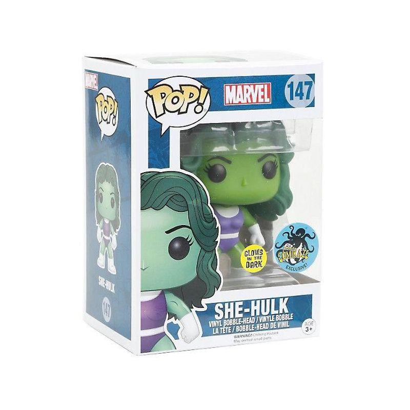 She-Hulk (Glow In The Dark)