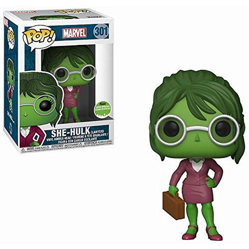 She-Hulk (Lawyer) [Spring Convention]