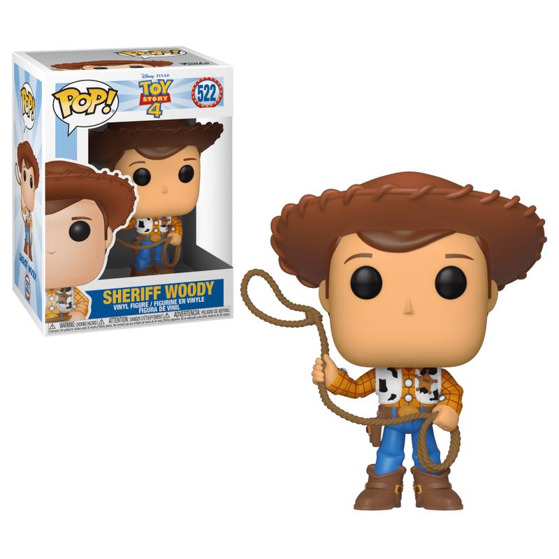 Sheriff Woody (Toy Story 4)