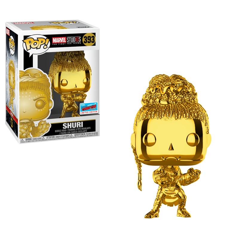 Shuri (Gold Chrome) [NYCC]