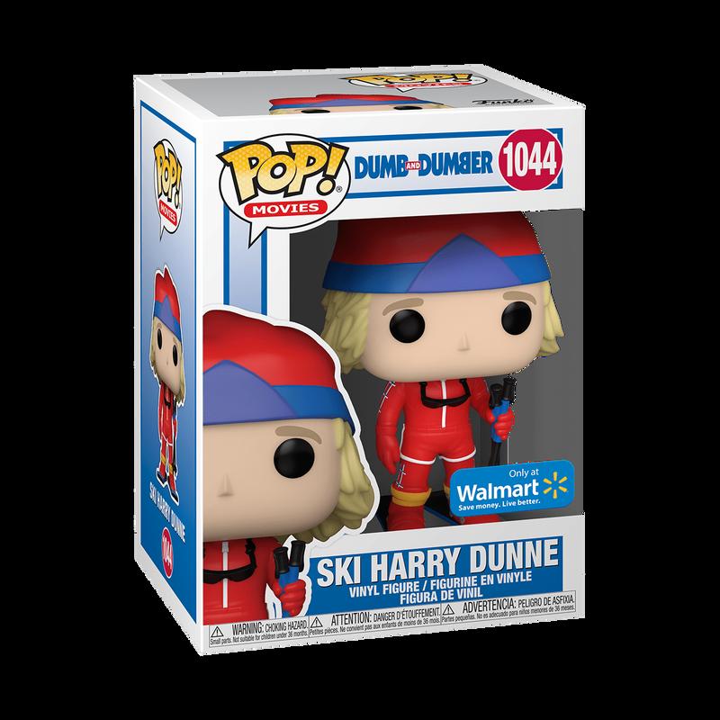 Ski Harry Dunne