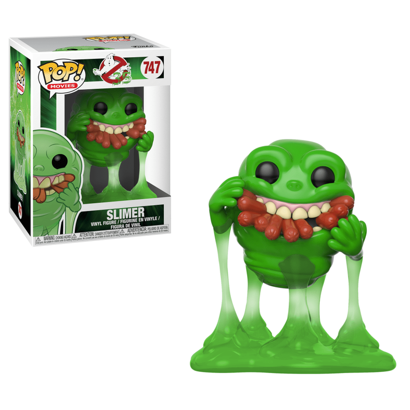 Slimer (with Hot Dogs)