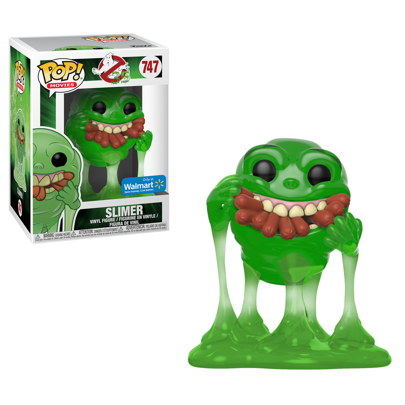 Slimer (with Hot Dogs) (Translucent)