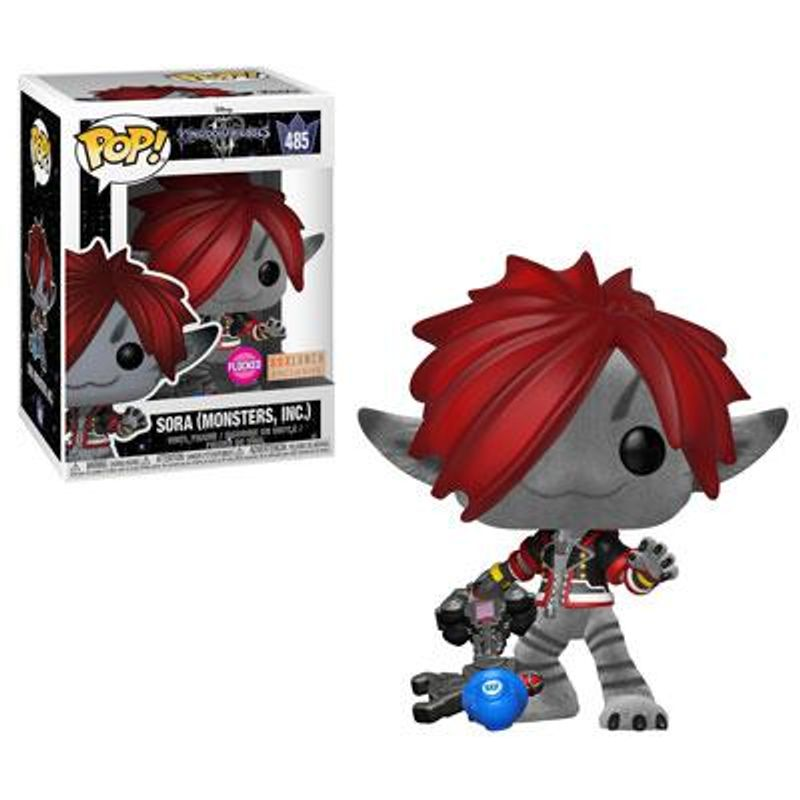 Sora (Monster's Inc.) (Flocked)