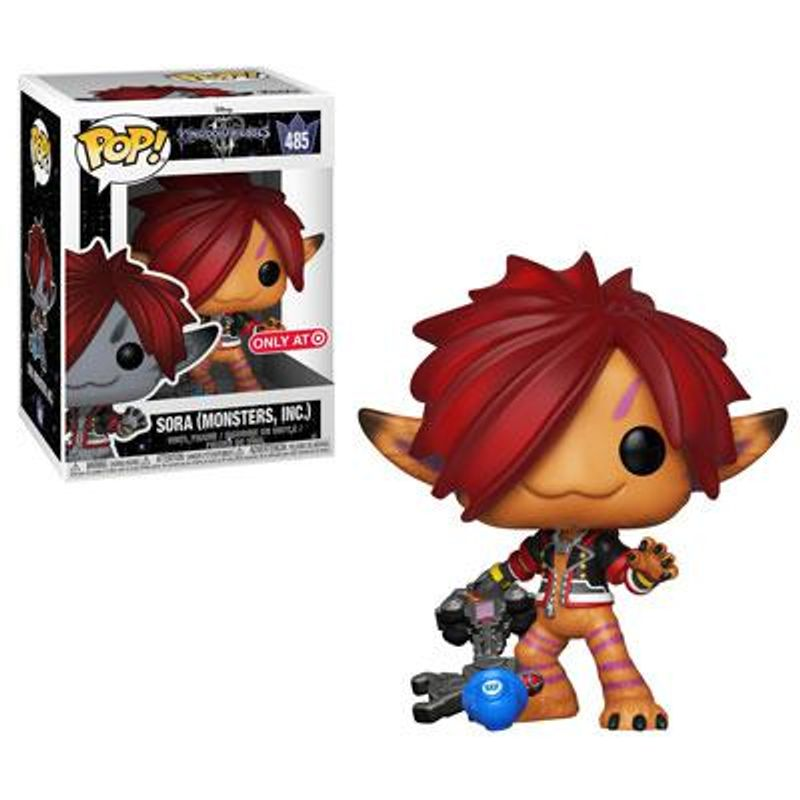 Sora (Monster's Inc.) (Orange)