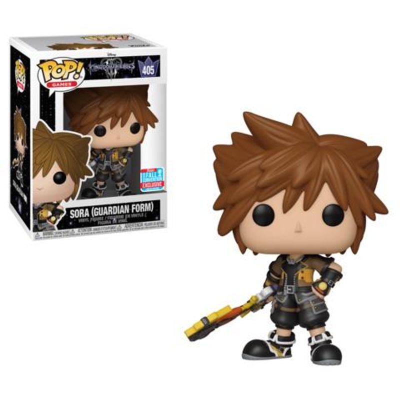 Sora (Guardian Form) [Fall Convention]