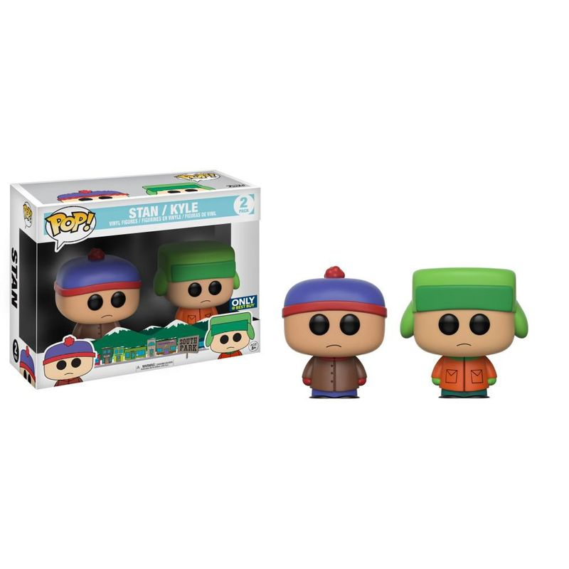 Stan and Kyle (2-Pack)