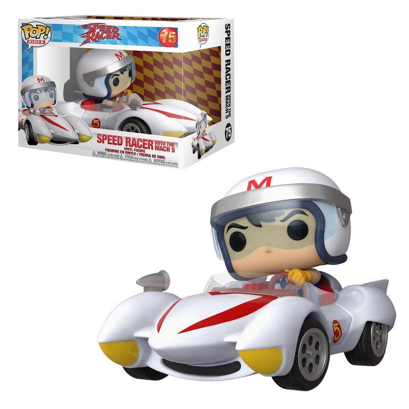 Speed Racer w/ Mach 5