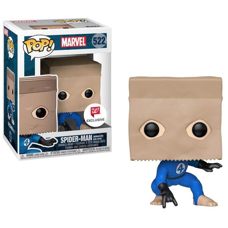 Spider-Man (Bombastic Bag-Man)