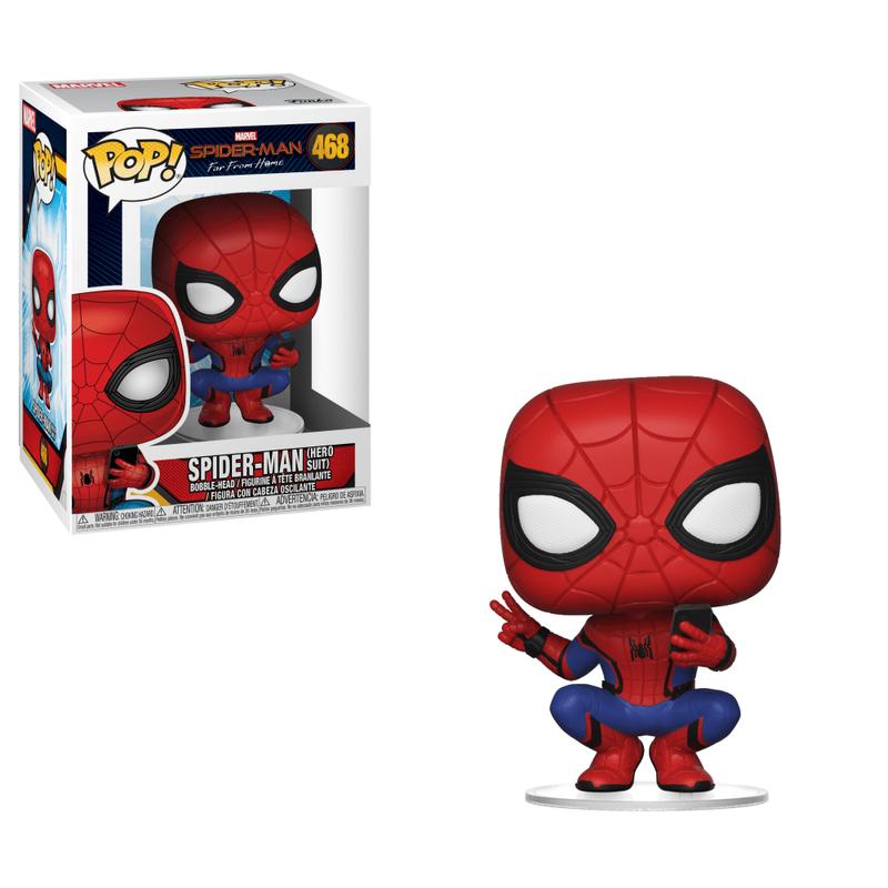 Spider-Man (Hero Suit)