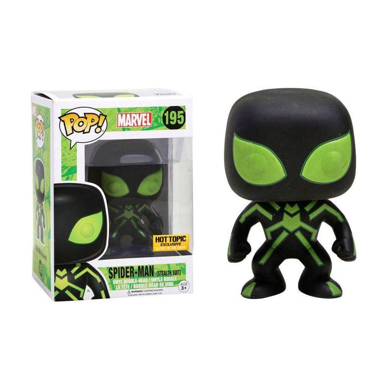 Spider-Man (Stealth Suit) (Glow In The Dark)
