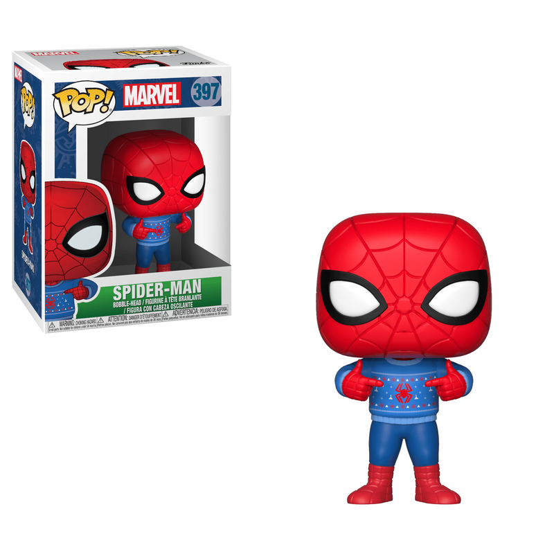 Spider-Man (Ugly Sweater)