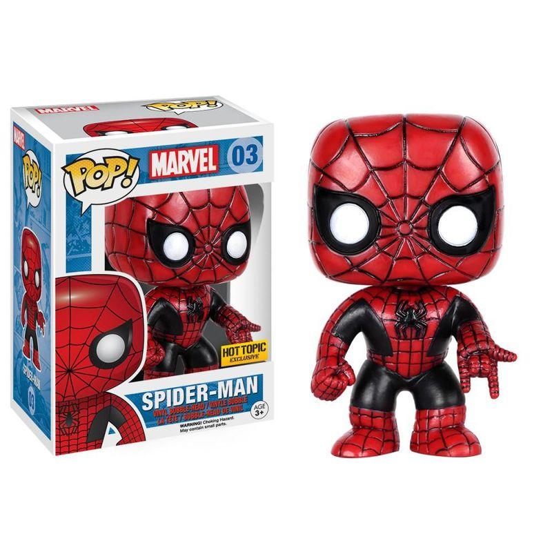 Spider-Man (Red & Black)