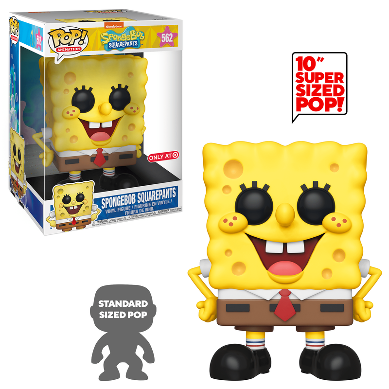 Spongebob Squarepants (10-Inch)