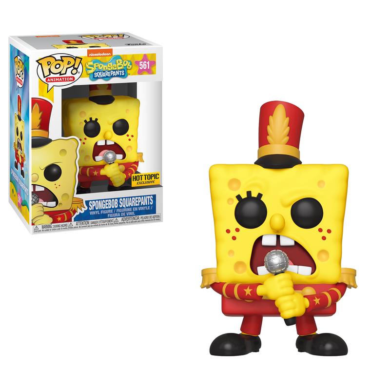Spongebob Squarepants (Band Outfit)