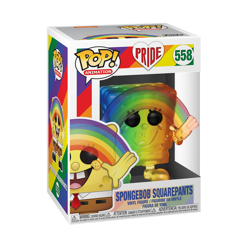 Spongebob Squarepants (Rainbow)