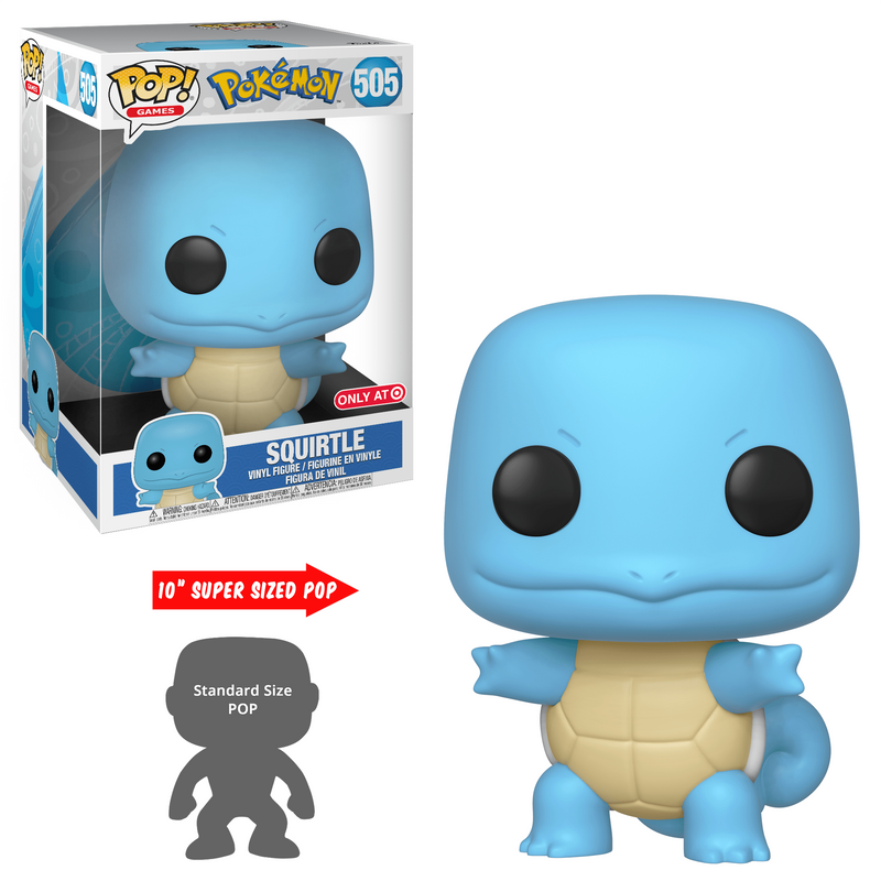 Squirtle (10-Inch)