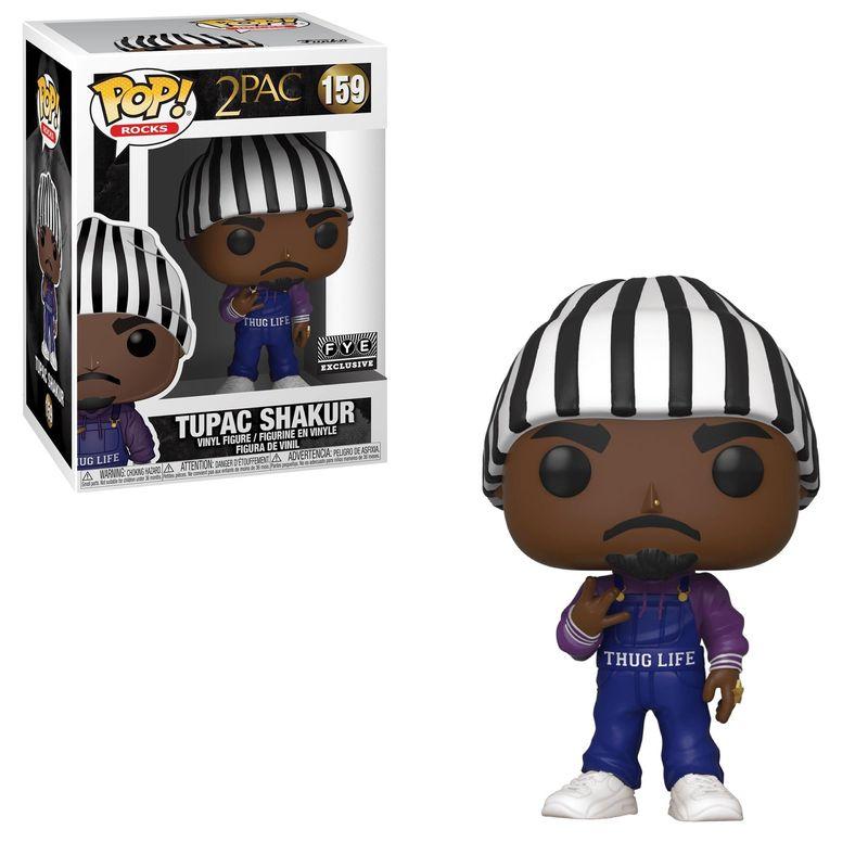 Tupac Shakur (Thug Life Overalls)