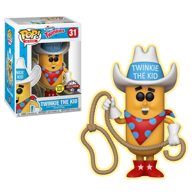 Twinkie The Kid (Glow In The Dark)