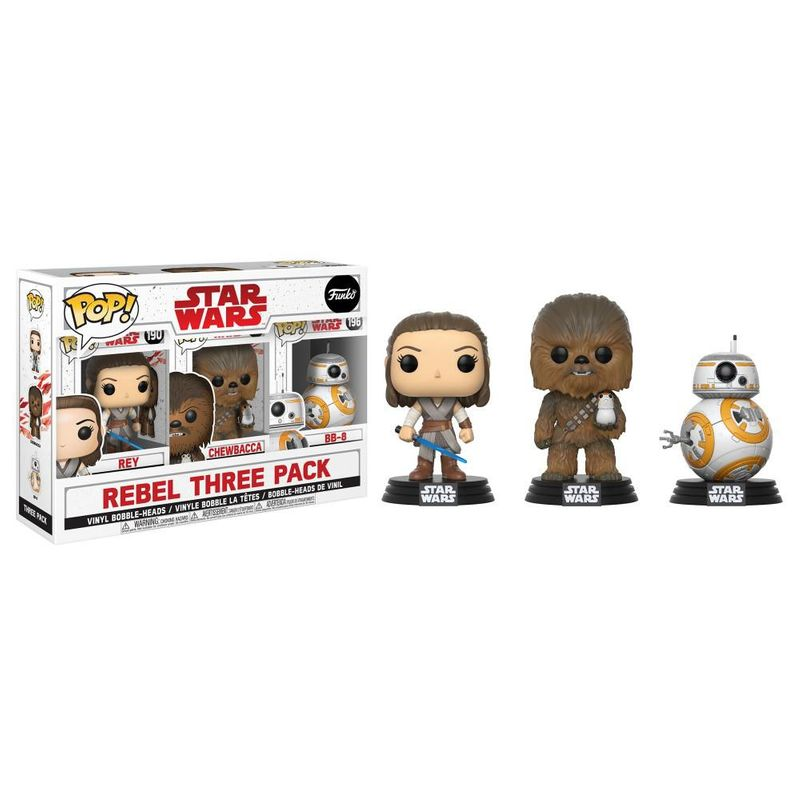 First Order Three Pack