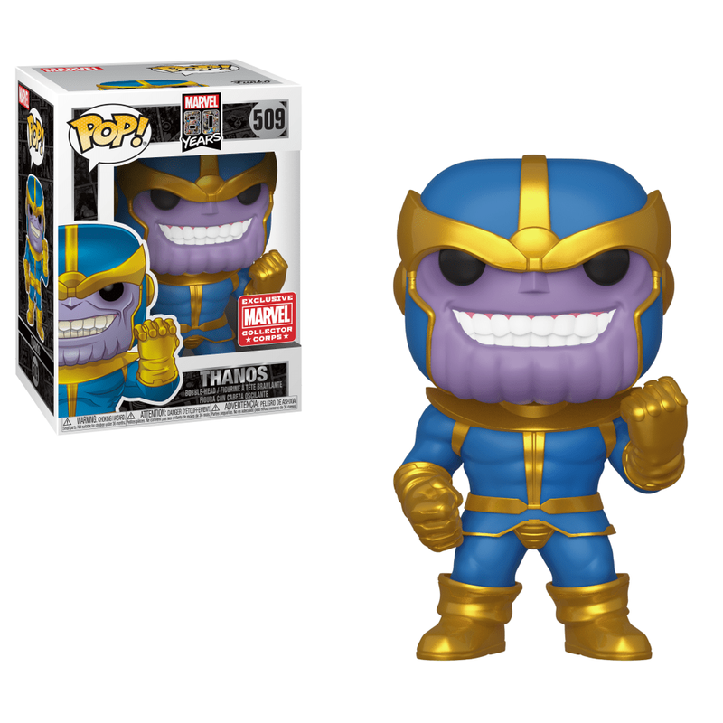 Thanos (First Appearance)