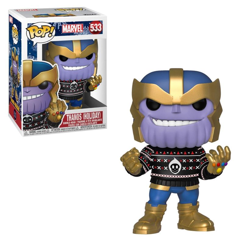 Thanos (Holiday Sweater)