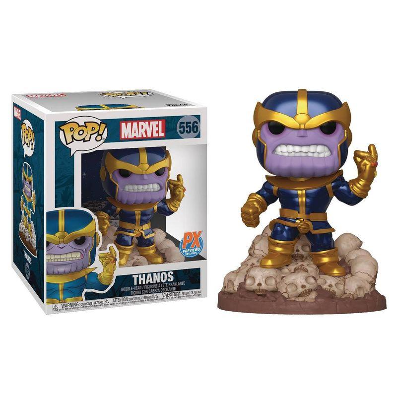 Thanos (Snap) (6-Inch)
