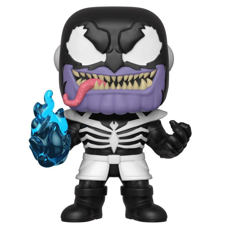Venomized Thanos