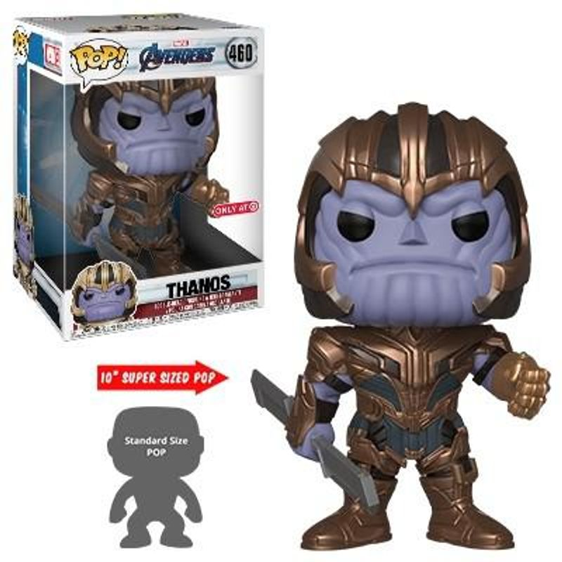 Thanos (Endgame) (10-Inch)