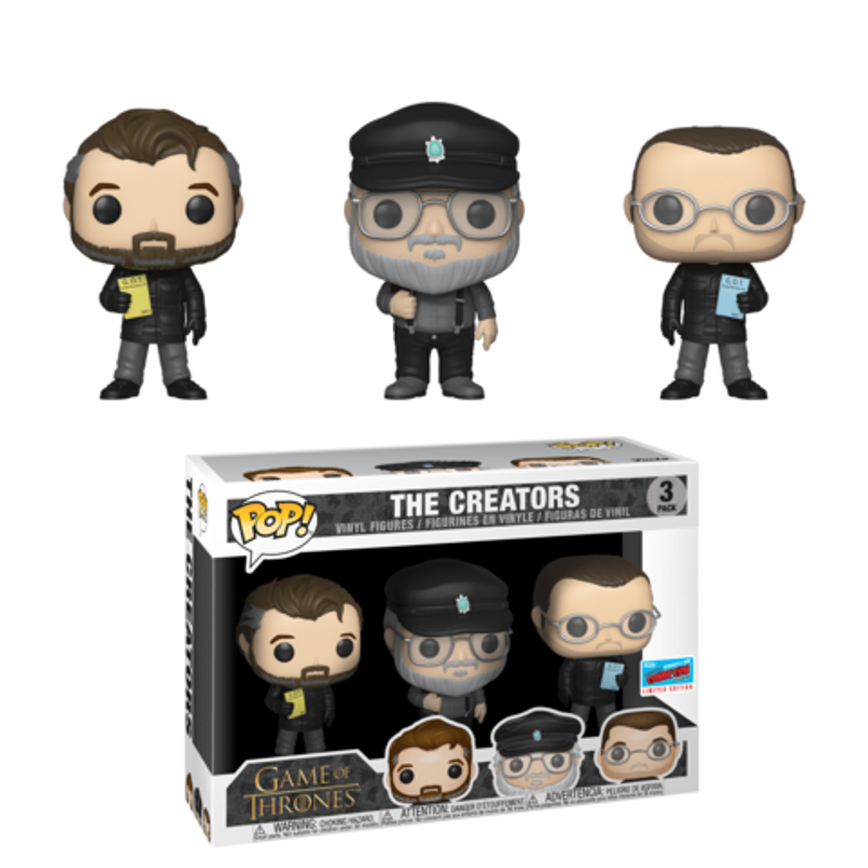 The Creators (3-Pack) [NYCC]