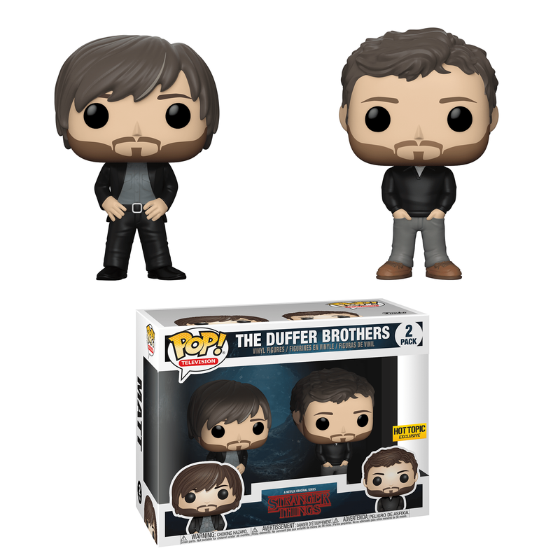 The Duffer Brothers (2-Pack)