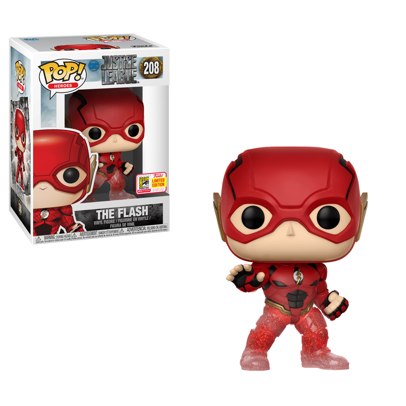 The Flash (Justice League) (Running) [SDCC]