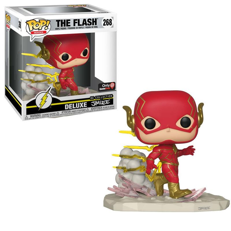 The Flash (Jim Lee Deluxe)