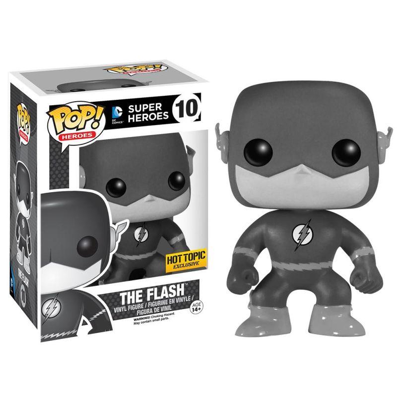 The Flash (Black & White)