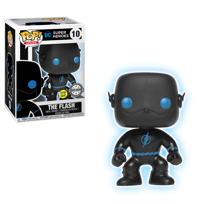 The Flash (Silhouette)