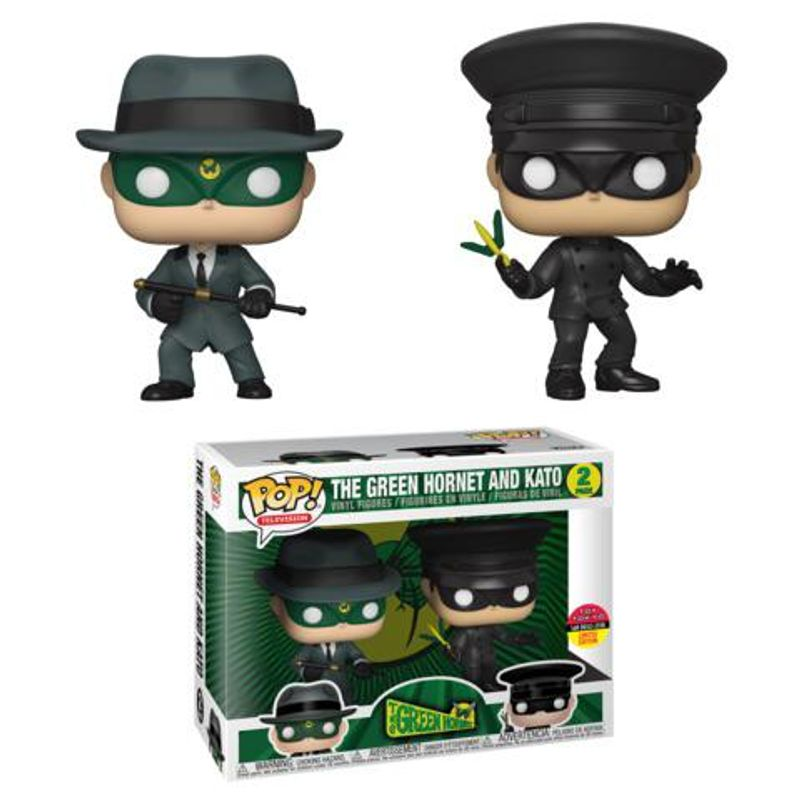 The Green Hornet and Kato (2-Pack) [SDCC]